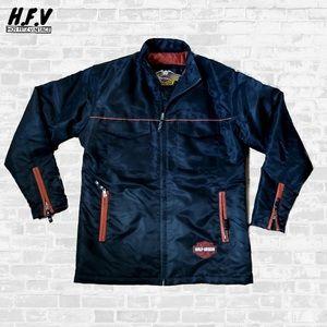 Harley Davidson size medium rain proof jacket